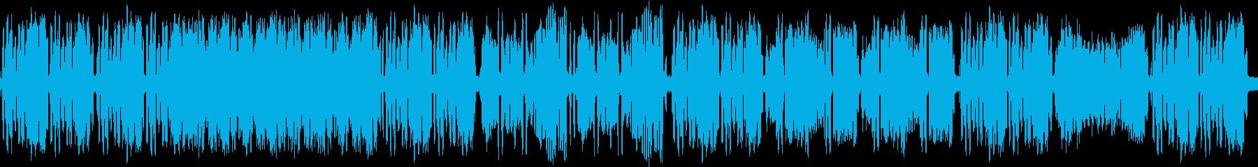 古いラジオ・ピエロ・道化・大正・レトロの再生済みの波形