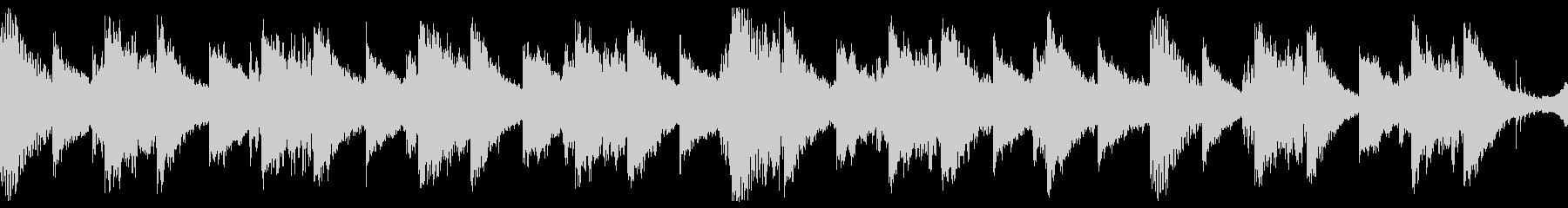 Xなファイルの都市伝説_1分ループの未再生の波形