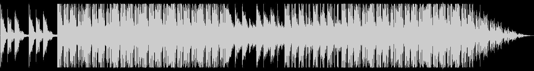 浮遊感/孤独/R&B_No437の未再生の波形