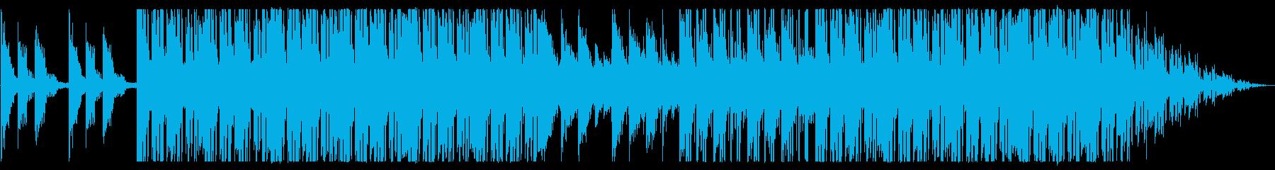 浮遊感/孤独/R&B_No437の再生済みの波形