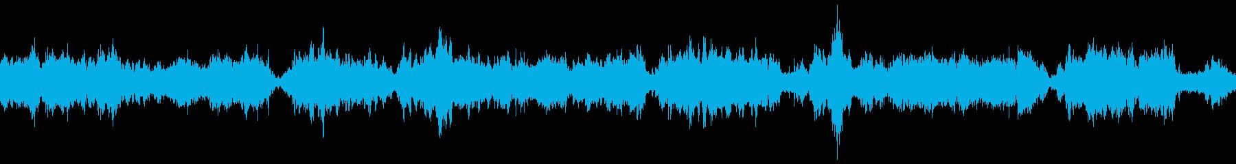 近くグレーディングトラクターブルドーザーの再生済みの波形