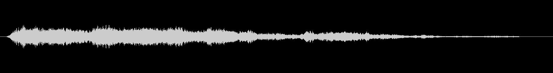 メタル スクイールサチュレートロング05の未再生の波形
