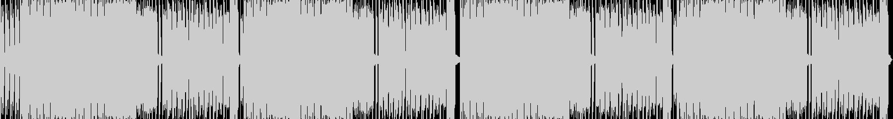 ファミコンアクションBOSSの未再生の波形