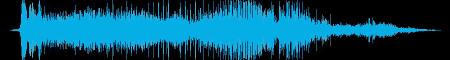 フィクション 電力装置 巻き上げ02の再生済みの波形