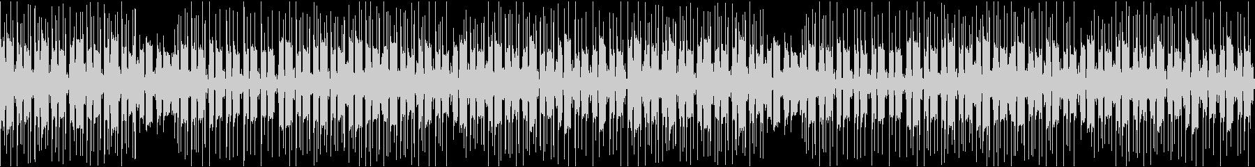 アコギを使ったLoFiチルアウトインストの未再生の波形