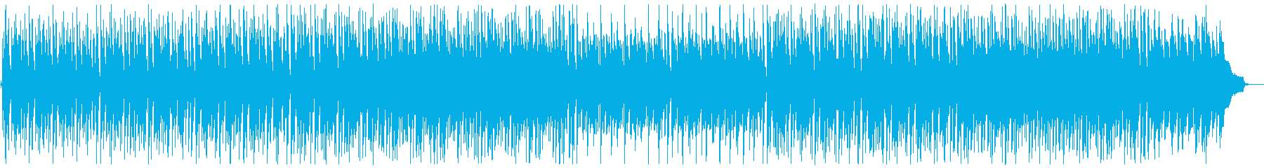 明るく前向きなピアノポップの再生済みの波形