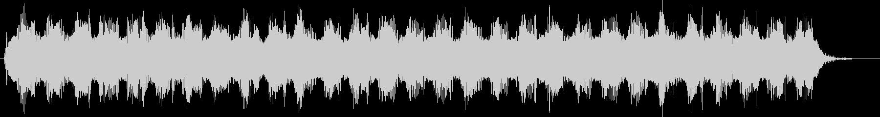 スペースアラーム:急速なリズムの2...の未再生の波形