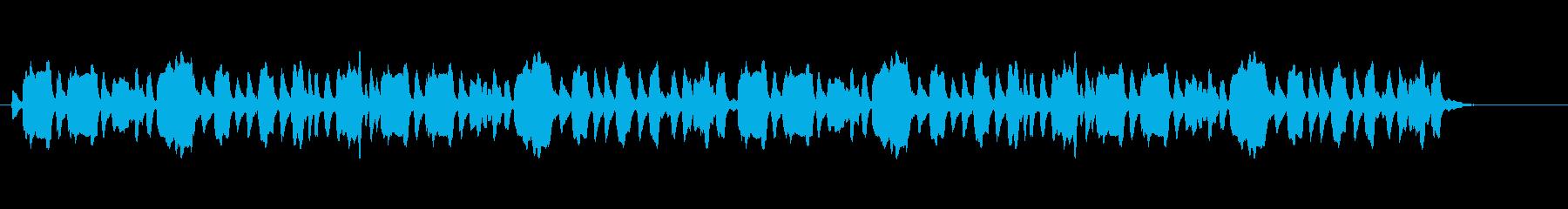 木管トリオによる爽やかな透明の空気の再生済みの波形