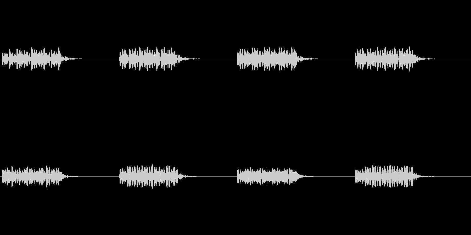 【携帯電話 着信音01-3L】の未再生の波形