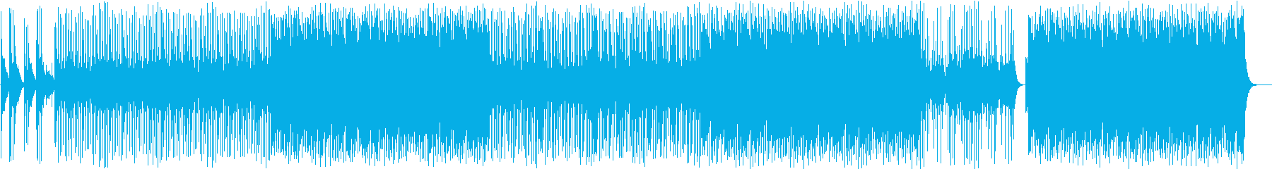 和風/和楽器(三味線・琴・太鼓)/B6の再生済みの波形