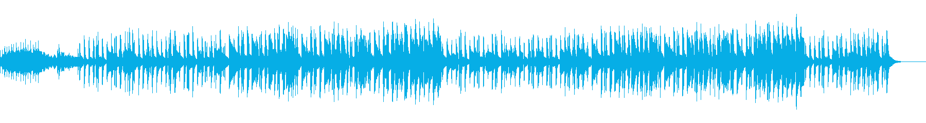 なんだろう?→のんきM→チャンチャンの再生済みの波形