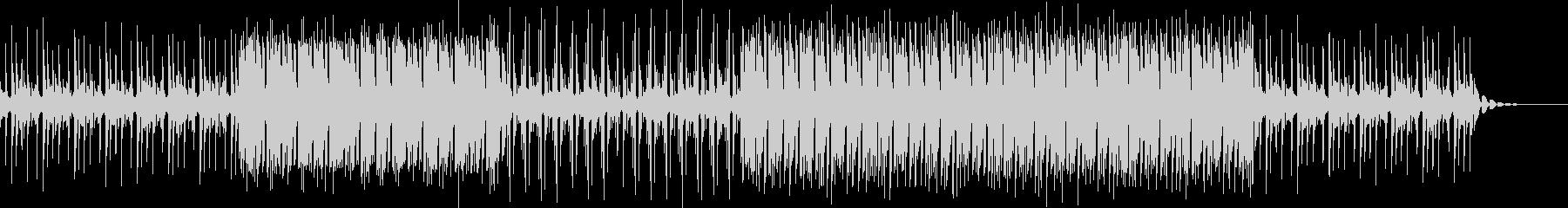 洋楽アンセム クールな曲の未再生の波形
