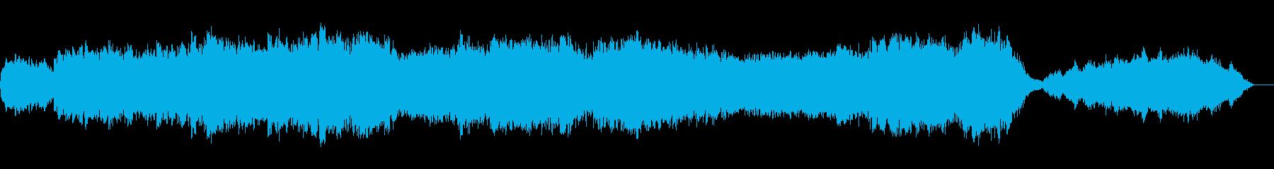 伝統的な中東の音楽。ドキュメンタリ...の再生済みの波形