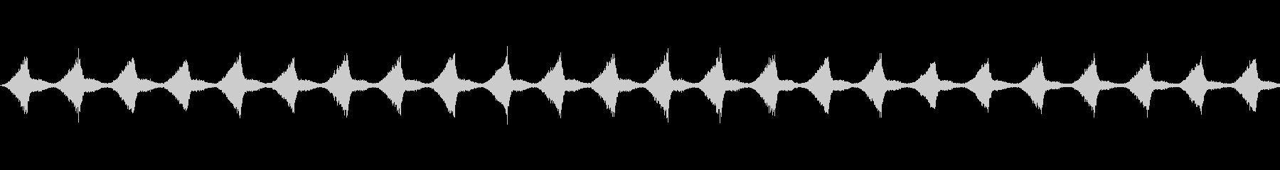 ファンファンファンファンの未再生の波形
