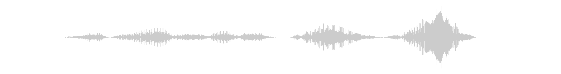 I'll give you an injection ☆'s unreproduced waveform