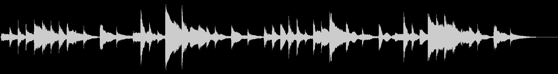 室内楽 劇的な お笑い 面白い 国立楽器の未再生の波形