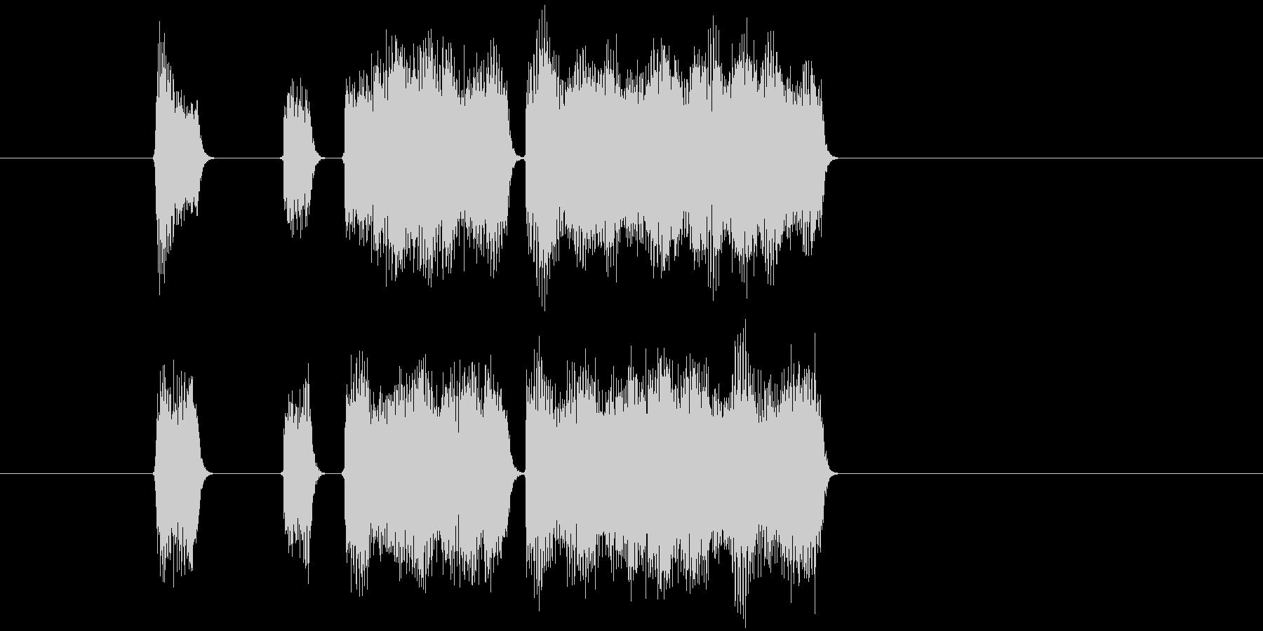 ゲーム、クイズ(正解)_013の未再生の波形