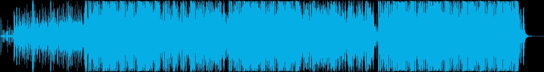 エレクトリックジャズプロジェクト。...の再生済みの波形