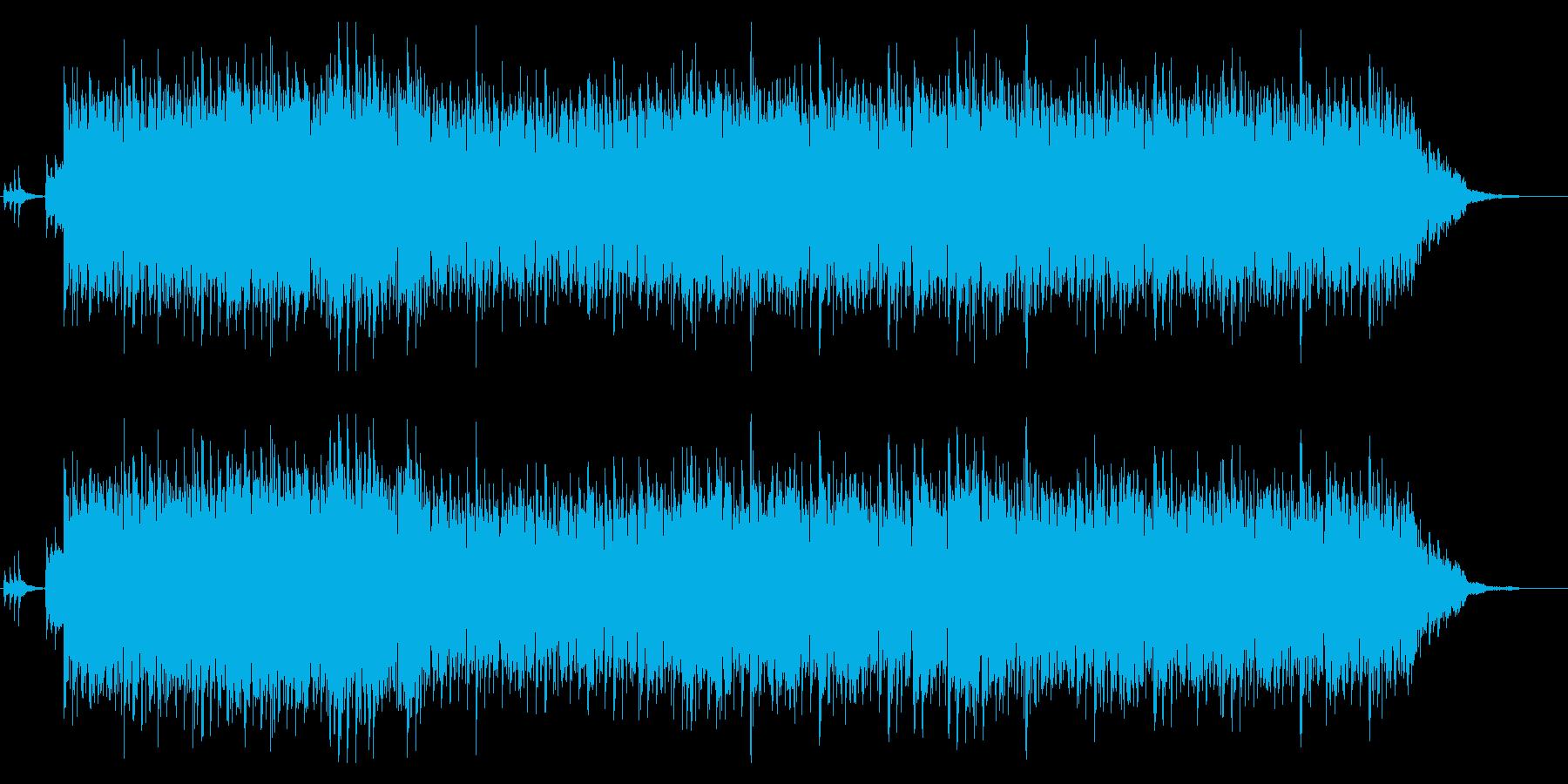 始まりを予感させる、ピアノと弦の和風曲の再生済みの波形
