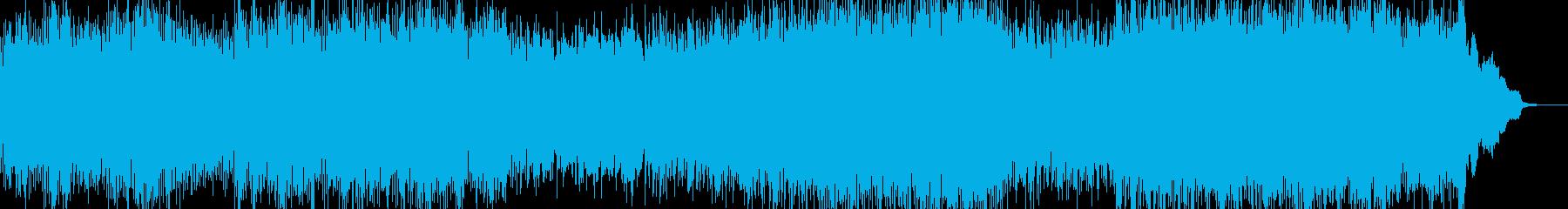 Slideの再生済みの波形