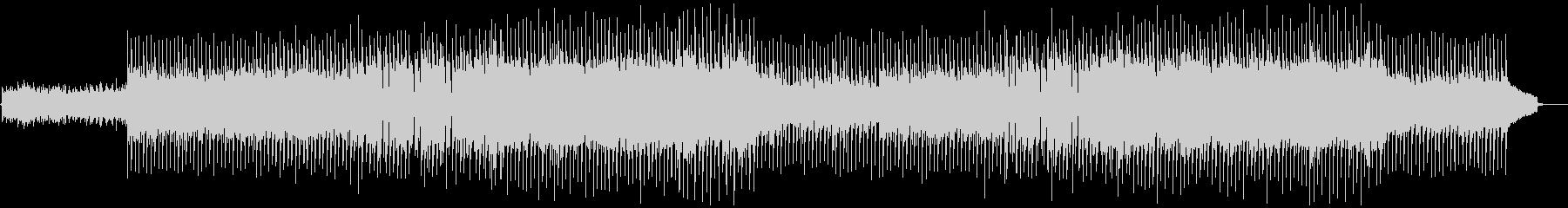 VP系11、爽やかなロック、ドライブDの未再生の波形