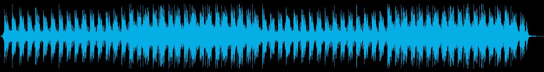 【メロディ抜き】躍動感やパワーを感じる爽の再生済みの波形