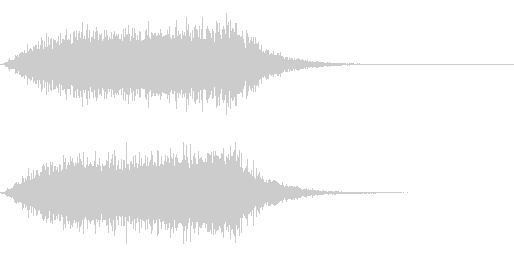 Dark_SweepUp-07Delayの未再生の波形