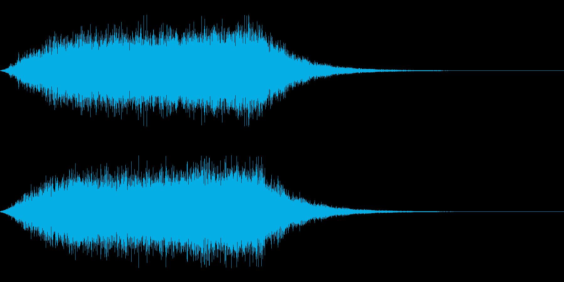 Dark_SweepUp-07Delayの再生済みの波形