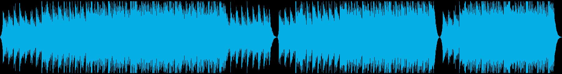 インディーズ ロック ポップ モダ...の再生済みの波形