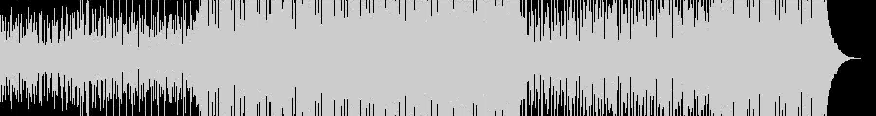 ポップ テクノ ファンク ディスコ...の未再生の波形