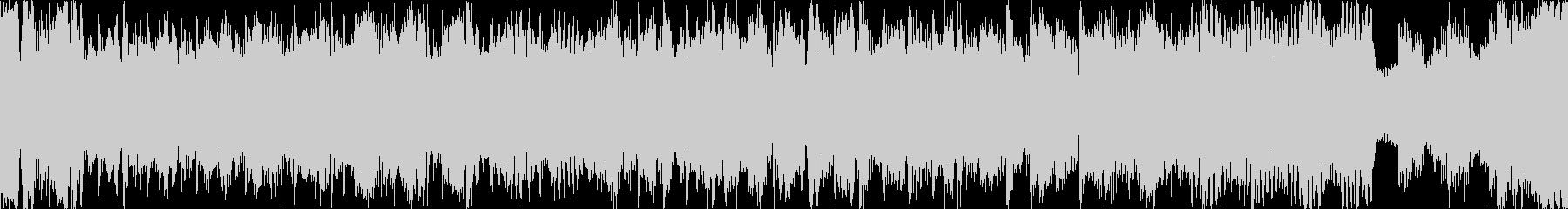 【ループB】パワフルで高揚感ピアノEDMの未再生の波形