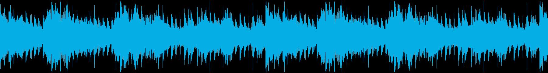 ループ[ニュース報道]無機質:13の再生済みの波形