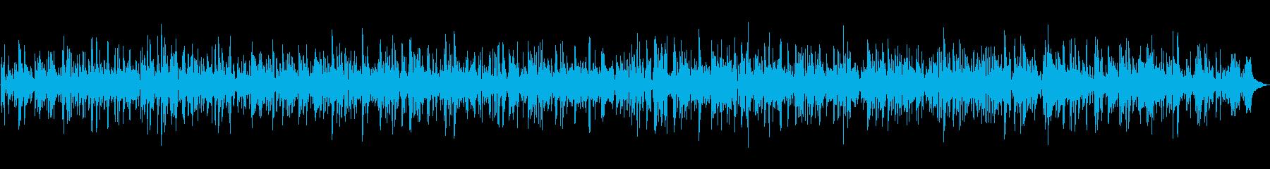 癒しJAZZ&ボサノバ・店舗用・映像作品の再生済みの波形
