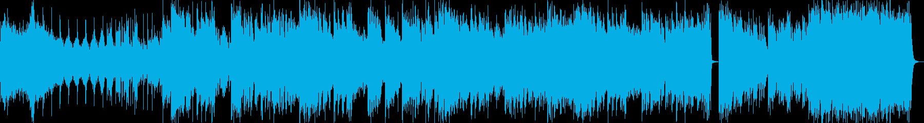 50秒の和風×エレクトロインストの再生済みの波形