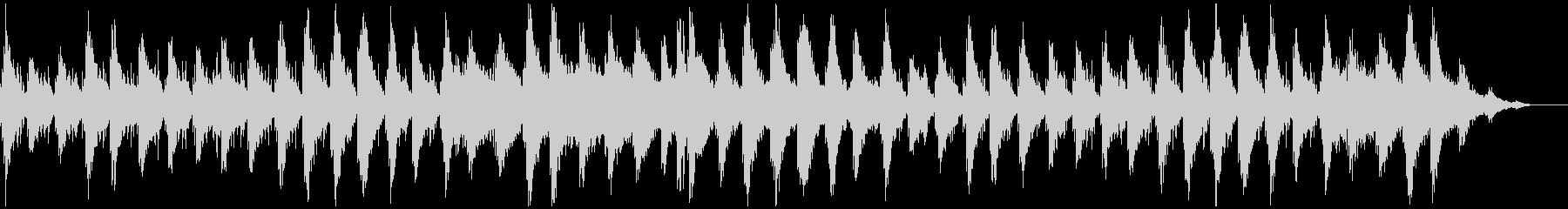 瞑想やヨガ、睡眠誘導のための音楽 03bの未再生の波形