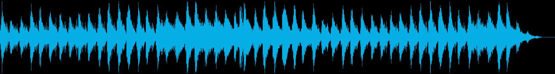 瞑想やヨガ、睡眠誘導のための音楽 03bの再生済みの波形