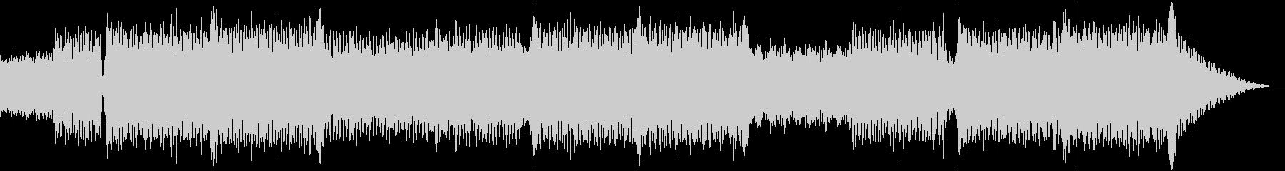 明るい応援ソング(エレクトロニック)の未再生の波形