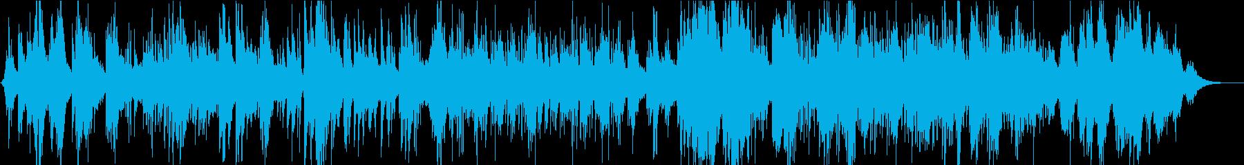 Ethereal、ルバト、ジャズト...の再生済みの波形