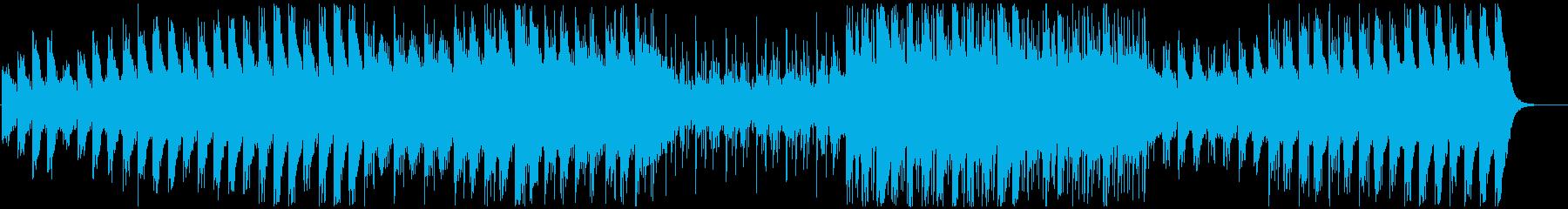 透明感ポストロック-北欧の暮らしの再生済みの波形