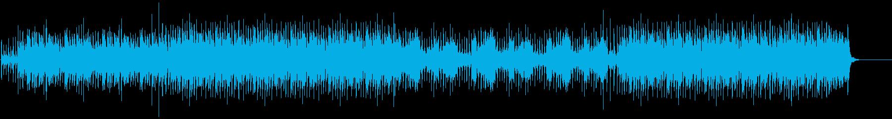 クールに駆け抜ける軽快なジャズの再生済みの波形