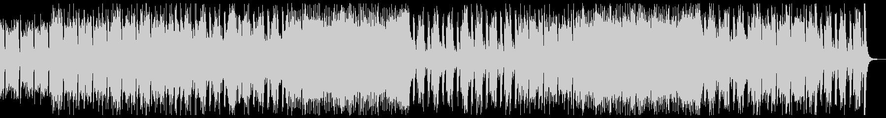 和楽器・和風・サムライヒーロー:尺八琴抜の未再生の波形