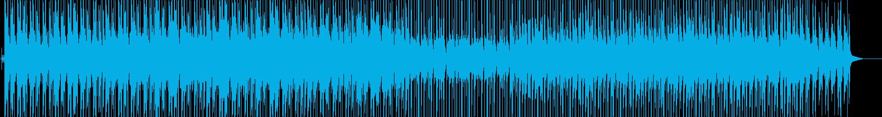 Lo-Fi-おしゃれ-動画-ピアノ-CMの再生済みの波形
