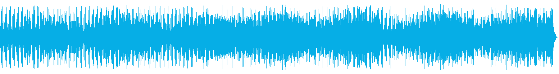 グロッケンシュピール、コントラバス...の再生済みの波形