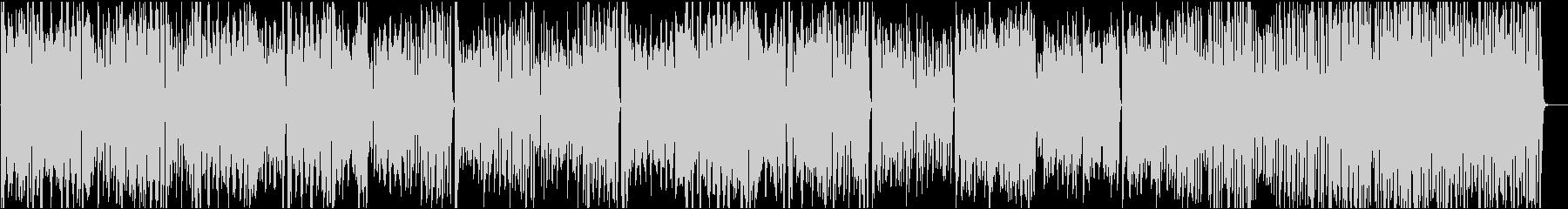 ピアノ名曲ジョプリン コロコロかわいい曲の未再生の波形