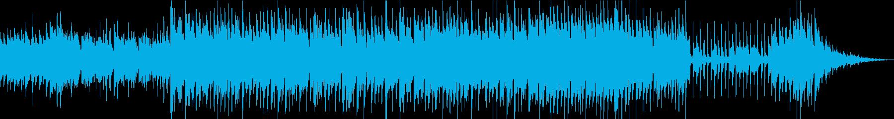 「スワンプピープル」ケイジャン風ま...の再生済みの波形