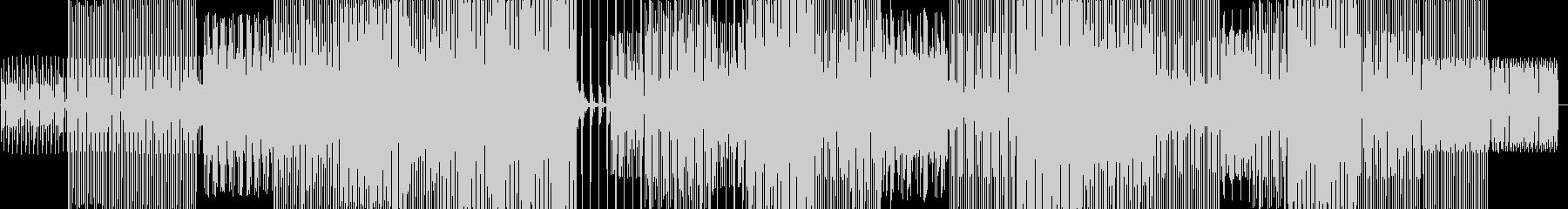 振り子制御されていないロボティクス...の未再生の波形