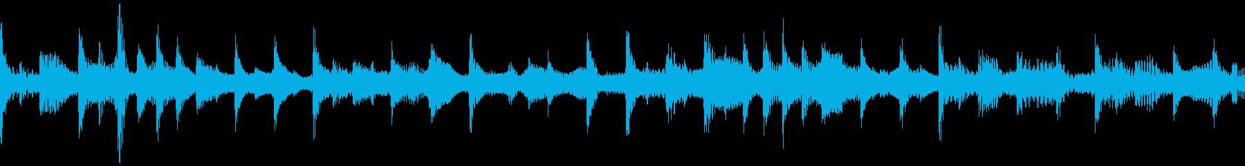 TV放送ニュース、ビジネスプレゼン...の再生済みの波形