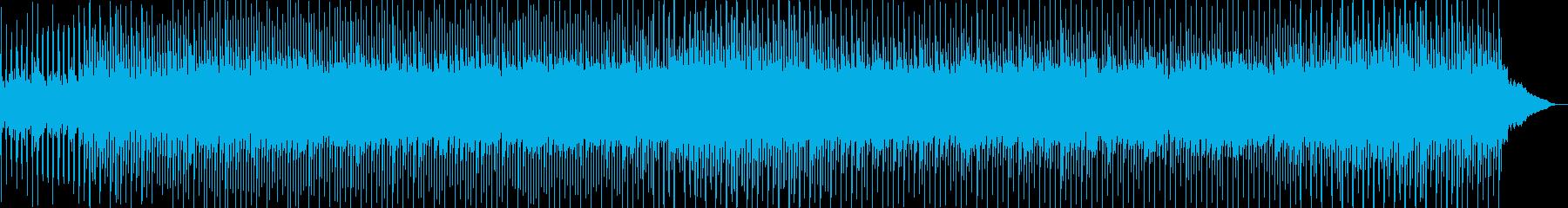ふわっと軽やかなギターポップの再生済みの波形
