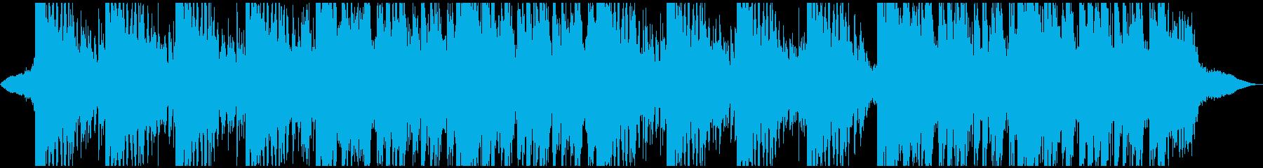 アンビエントミュージック 企業イメ...の再生済みの波形