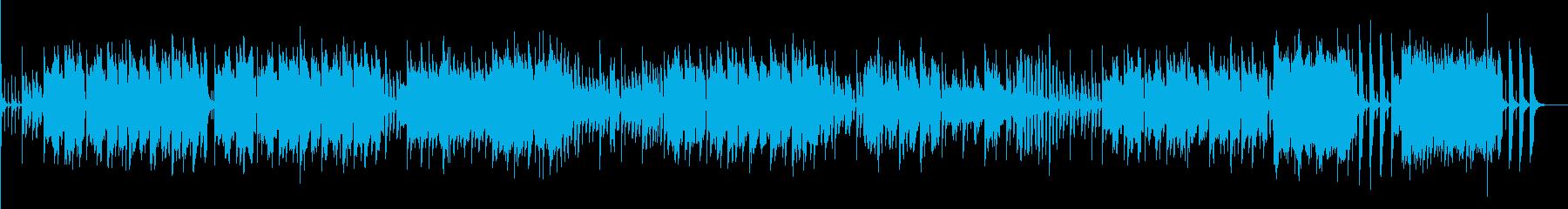 昔サーカス来村を知らせたジンタの調べの再生済みの波形